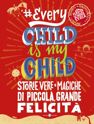 copertina Every Child Is My Child