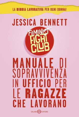 copertina Feminist Fight Club