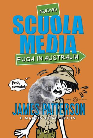 copertina Scuola Media - Fuga in Australia
