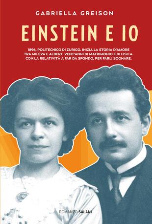 copertina Einstein e io