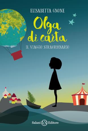 copertina Olga di carta 1. Il viaggio straordinario
