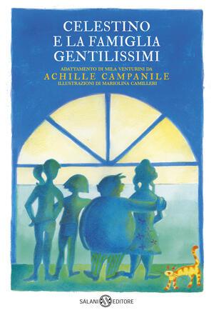 copertina Celestino e la famiglia Gentilissimi