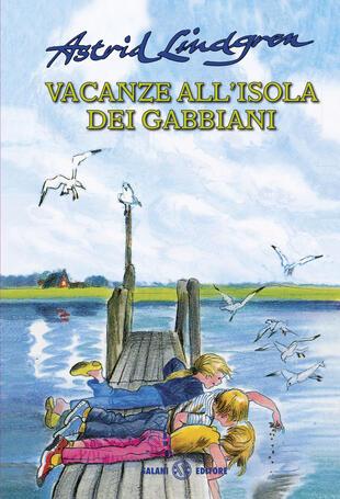 copertina Vacanze all'Isola dei gabbiani