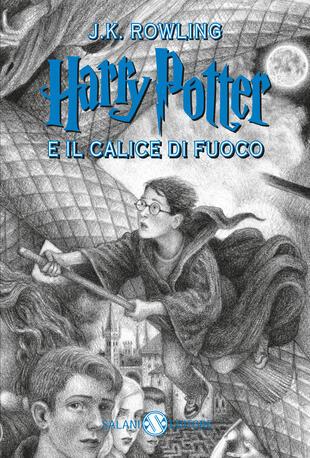 copertina Harry Potter e il Calice di Fuoco