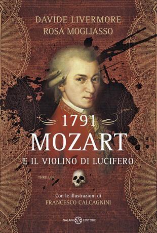 copertina 1791 -  Mozart e il violino di Lucifero