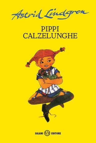 copertina Pippi Calzelunghe - Bambine Salani