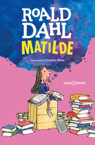 copertina Matilde - Bambine Salani