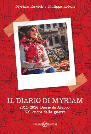 copertina Il diario di Myriam