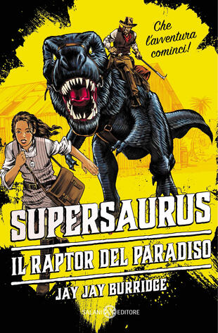 copertina Supersaurus