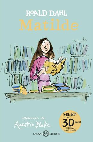 copertina Matilde -EDIZIONE ANNIVERSARIO