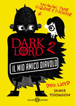 copertina Dark Lord - Il mio amico diavolo