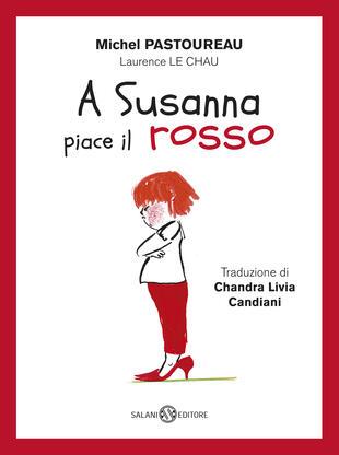 copertina A Susanna piace il rosso