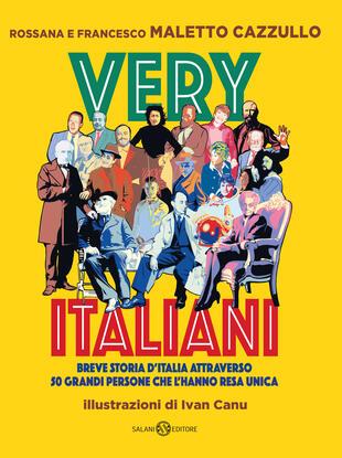 copertina Very Italiani