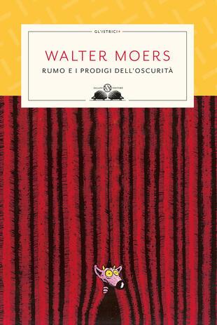 copertina Rumo e i prodigi dell'oscurità