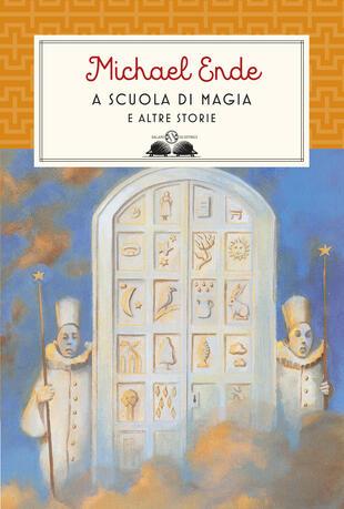 copertina LA SCUOLA DI MAGIA