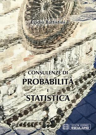 copertina Consulenze di probabilità e statistica