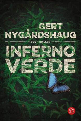 copertina Inferno verde
