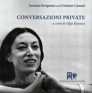 copertina Conversazioni private