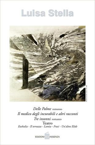 copertina Delle Palme-Il Medico degli incurabili e altri racconti-Tre insonni-Teatro