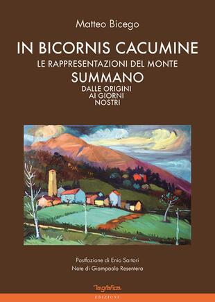 copertina In bicornis cacumine. Le rappresentazioni del monte Summano dalle orgini ai giorni nostri