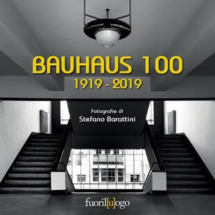 copertina Bauhaus 100. 1919-2019