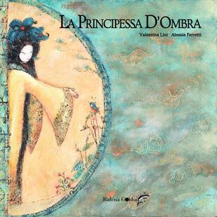 copertina La principessa D'Ombra