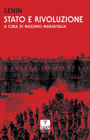 copertina Stato e rivoluzione