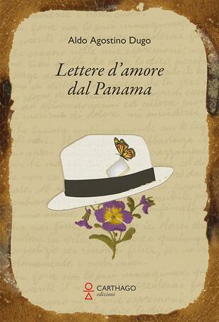 copertina Lettere d'amore dal Panama