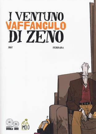 copertina I ventuno vaffanculo di Zeno