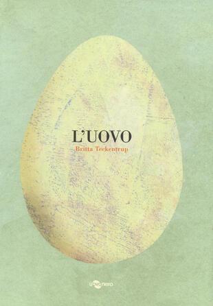 copertina L'uovo. Ediz. a colori