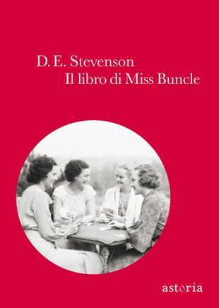 copertina Il libro di Miss Buncle