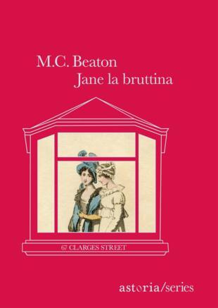 copertina Jane la bruttina