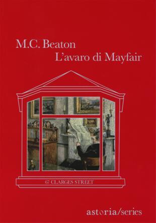 copertina L'avaro di Mayfair