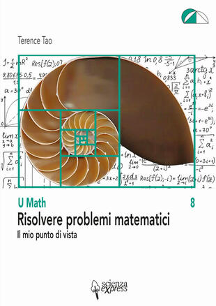 copertina Risolvere problemi matematici. Il mio punto di vista