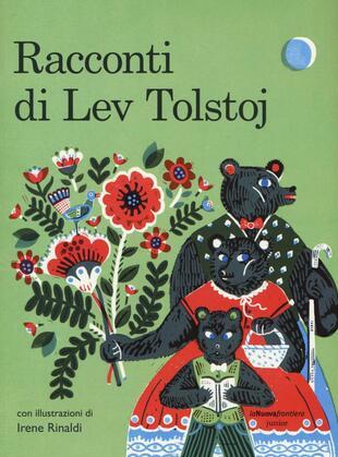 copertina Racconti di Lev Tolstoj
