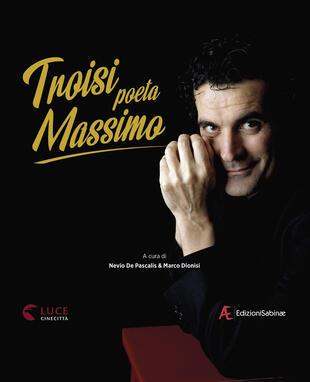 copertina Troisi poeta Massimo