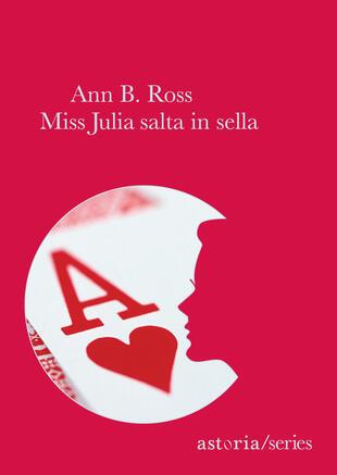 copertina Miss Julia salta in sella