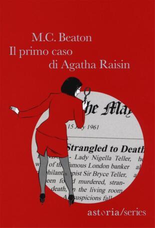 copertina Il primo caso di Aghata Raisin