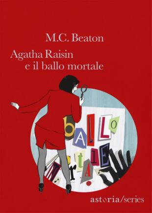 copertina Agatha Raisin e il ballo mortale