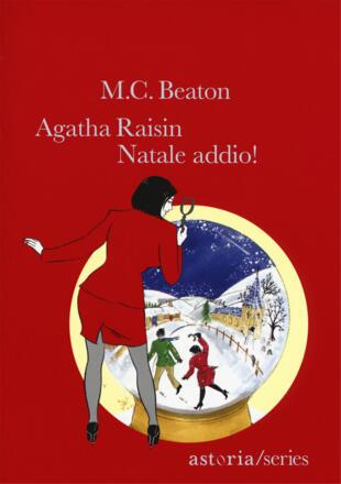 copertina Agatha Raisin. Natale addio!