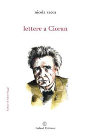 copertina Lettere a Cioran