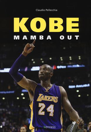 copertina Kobe. Mamba out
