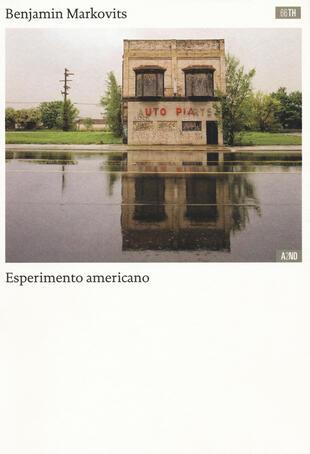 copertina Esperimento americano