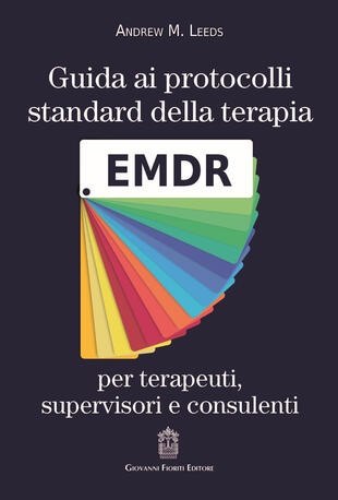 copertina Guida ai protocolli standard della terapia EMDR per terapeuti, supervisori e consulenti