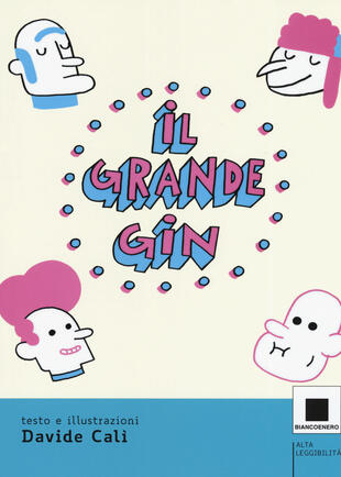 copertina Il ritorno del grande Gin. Ediz. ad alta leggibilità