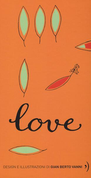 copertina Love. Ediz. illustrata