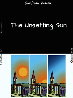The unsetting sun