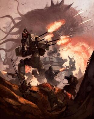 copertina Strike Force Therion