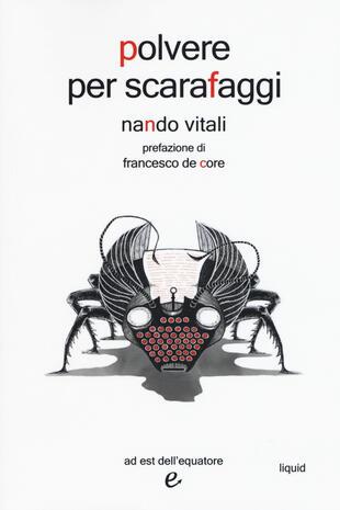 copertina Polvere per scarafaggi