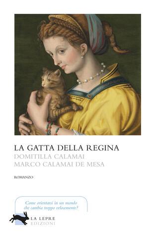 copertina La gatta della regina